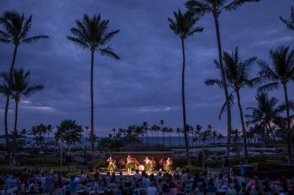 Waikoloa Beach Marriott Sunset Luau Show